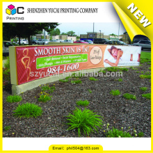 High Resolution Digital Printing PVC banner for advertising