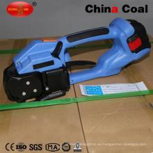 Eléctrica batería potencia flejado embalaje herramientas de la máquina