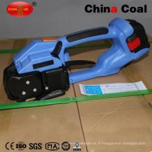 Machine électrique d'outils d'emballage de cerclage de puissance de batterie