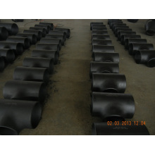 Raccord en tuyau d'acier au carbone