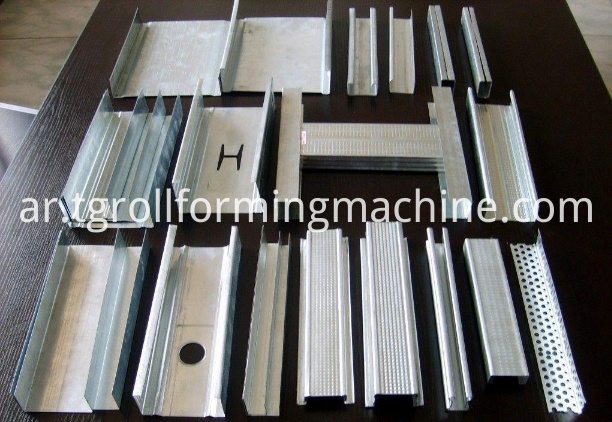 Light Gauge Channel Frame Forming Machine