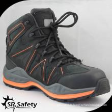 Chaussures de sécurité en cuir pleine fleur en chili