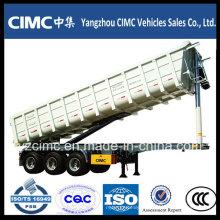Semi Reboque Basculante Cimc 3 Axle