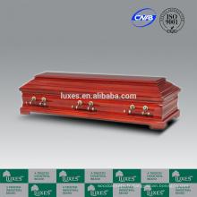 LUXES allemand populaire vente des cercueils en bois avec des prix exceptionnels de cercueils