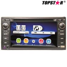 Lecteur DVD universel Double DIN 2DIN de 6.5 pouces pour Toyota avec système Wince Ts-2650-2