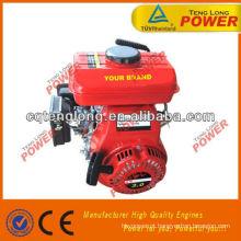 Usado na vertical, com motor de gasolina do sistema do eixo recolhimento iniciar para venda