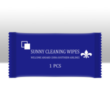 Hand Antibacterial Disinfectant Cleaning Wipes
