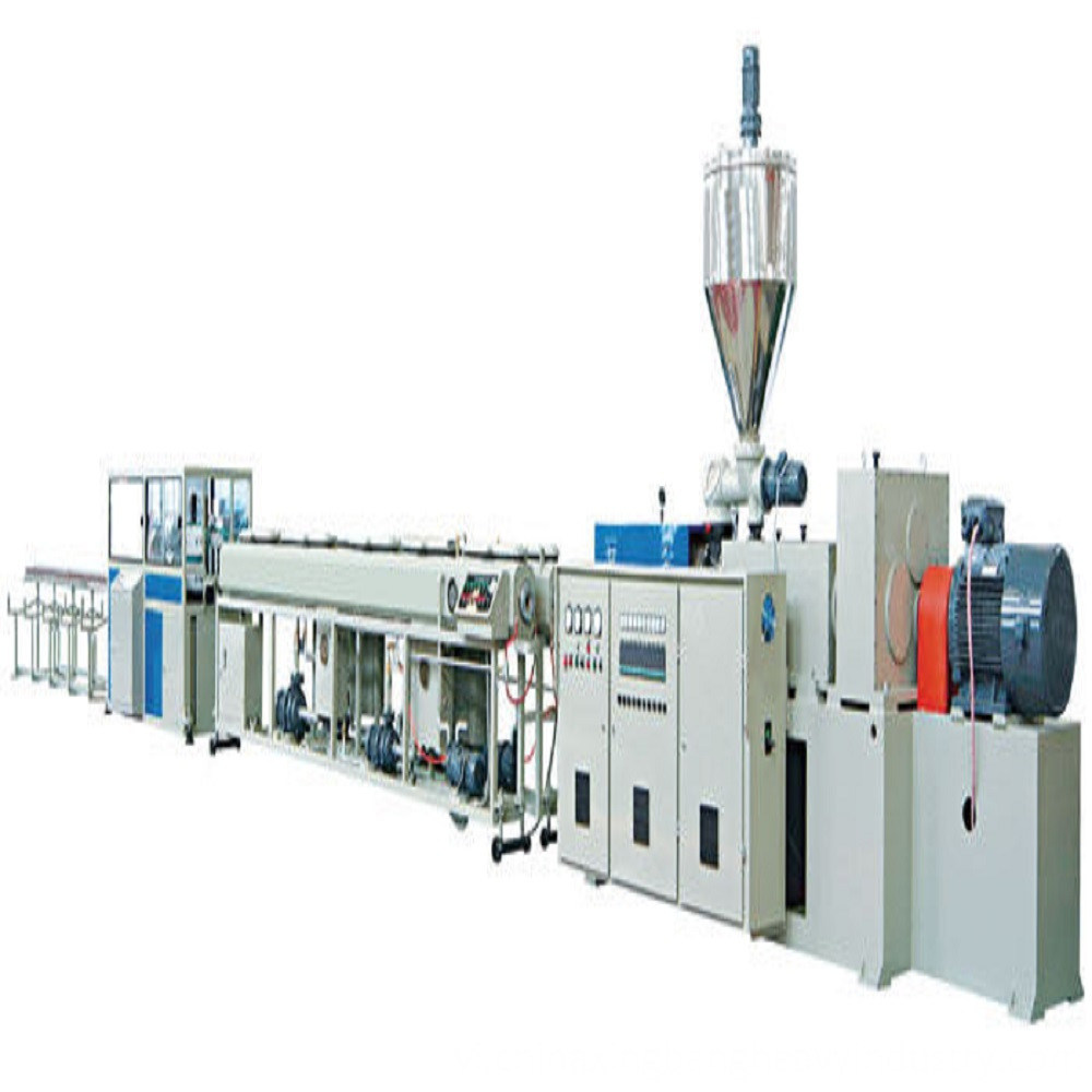 pvc_double_electrical_threading_pipe_extrusion_line