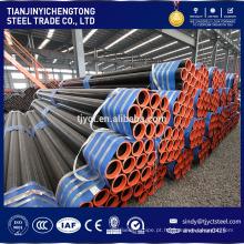 Tubo de aço sem costura ASTM A106 / API 5L Gr.B