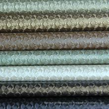 Dekoration-Möbel-PVC-Leder (QDL-FV003)
