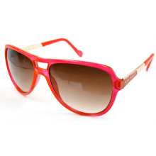 Retro Fashionable Designer Big Lens Sun Glasses Eyewear (14286)