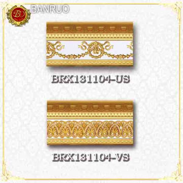 Plastic Cornice for Ceiling and Wall