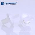 Material de laboratório Filtros de seringa de celulose esterilizados de 0,45 micron