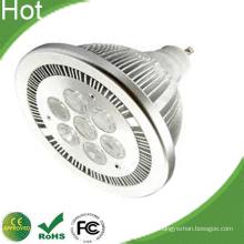 Alta qualidade 7 * 2W GU10 LED AR111 luz Spot