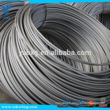 Fil de câbles en acier inoxydable ASTM 304 en Chine 1mm avec certification BV
