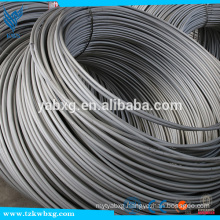 China ASTM 304 stainless steel wire rod 1mm with BV certification
