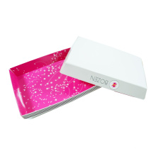 Caixa de embalagem rápida de papel e caixa