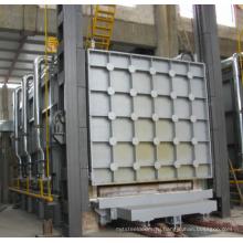 Печь отжига алюминиевых рулонов