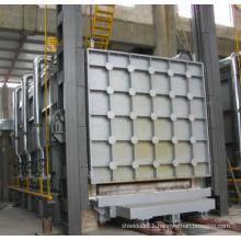 Aluminum Roll Annealing Furnace