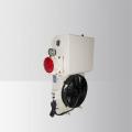 Kundenspezifischer Aluminiumölkühler für Baumaschinen