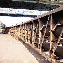 Materialhandhabungssystem / Rohrförderer / Gebogener Rohrförderer