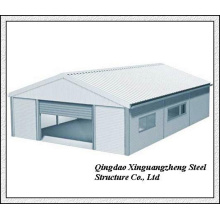 Grandes tentes, ateliers en acier, entrepôt (SS-23)