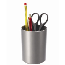 Plastic promotional pen holder