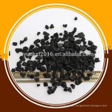 Material de filtro de coque de venta directa del fabricante para el tratamiento de agua de la industria