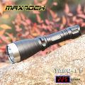 Maximoch TA5Q-11 Reflector profundo de largo alcance 18650 Linterna LED Q5