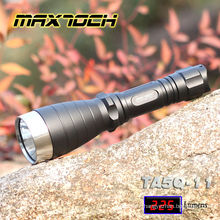 Maxtoch TA5Q-11 Deep Reflector Long Range 18650 Flashlight LED Q5