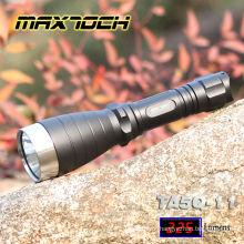 Maxtoch TA5Q-11 Long Range 18650 holofote lanterna LED