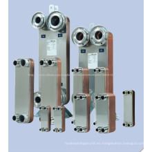 SWEP soldadas intercambiador de calor de placa ZL014C