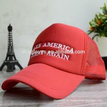 Sport-Mesh-Baseballmützen Mesh Caps