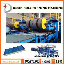 Dx EPS Sandwich Panel Roll formant des machines