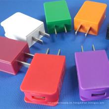 Cargador / fuente de alimentación del USB de 5V 500mA AC / DC UL / GS / CE / PSE / FCC