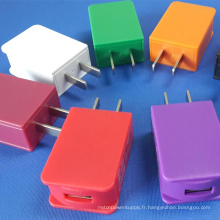 5V 500mA AC / DC USB Chargeur / Alimentation / UL / GS / CE / PSE / FCC