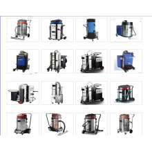 series portable three-phase industrial vacuum cleaner