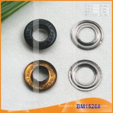 Inner 9.6MM Brass Eyelets for Garment/Bag/Shoes/Curtain BM1526