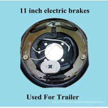 Freios elétricos de 11 polegadas