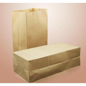 Big brown kraft  Environmental protection paper bag