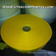 14.28cm Ancho Malla de fibra de vidrio 75G / M2 4 * 4 Tamaño de malla para esquina