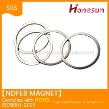 Powerful neodymium ring magnet for sale