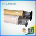 Planta mezcladora de asfalto Nomex Bolsa filtrante filtro bolsa de polvo
