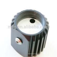 Buena calidad llevado producto del disipador de calor Aluminio morir la carcasa de la luz del punto de fundición