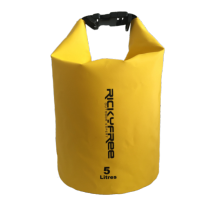 Bolsa seca de lona de PVC 5L 250D