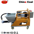 Machine de plâtrage de jet de ciment de machine de pulvérisation de mastic
