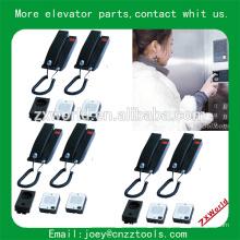 Sistema de intercomunicação de elevador de venda quente