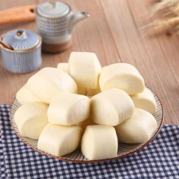 Froze gift box Eggs and Milk Steamed Bread