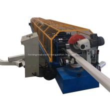 Steel Square Downpipe Cold Roll Forming Machine