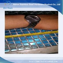 Maillage métallique à sertir pour machine à laver